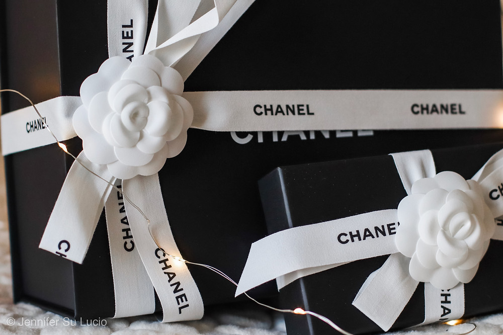 CHANEL, CAMILLIA FLOWER, CHANEL CAMILLIA, CHANEL BOX,CHANEL PACKAGING,