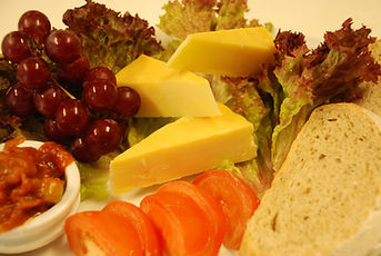Smoked Cheddar Ploughmans