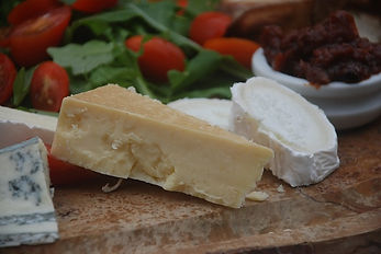 Cornish Smoked Cheese Board