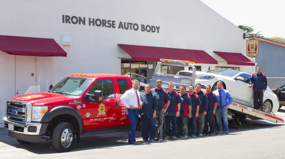 Santa Barbara Auto Body Shop