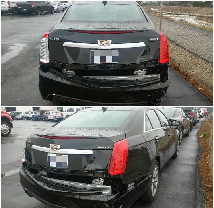Cadillac Auto Body Santa Barbara