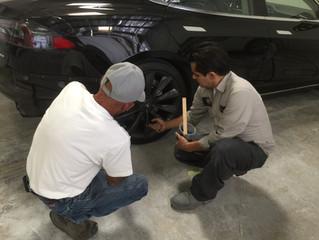 Tesla Auto Body Repair Simi Valley! Call Now: 805-522-2222