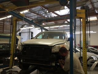 Santa Barbara's #1 Auto Body Shop! Call Now: 805-899-4766