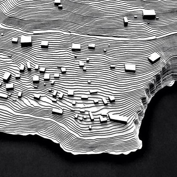 Plastici e Maquettes taglio laser