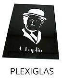 stencil plexiglas