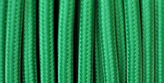Cavo Elettrico Colorato Verde