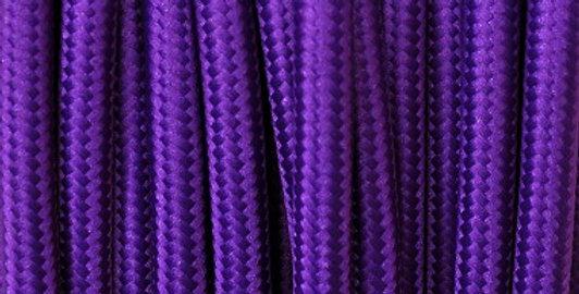 Cavo Elettrico Colorato Viola - TO63