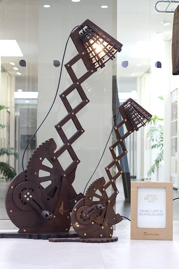 DaVinci LAMP