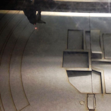 Taglio laser Servizio e costo