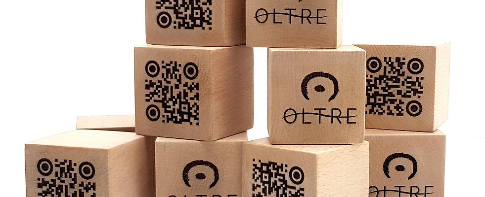 QR cube menù