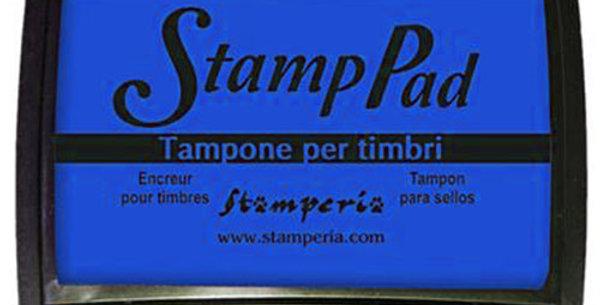 Tampone per Timbri color Blu Chiaro