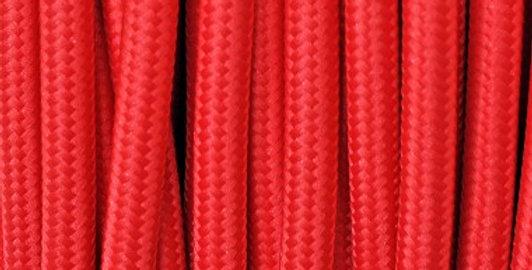Cavo Elettrico Colorato Rosso - TO57