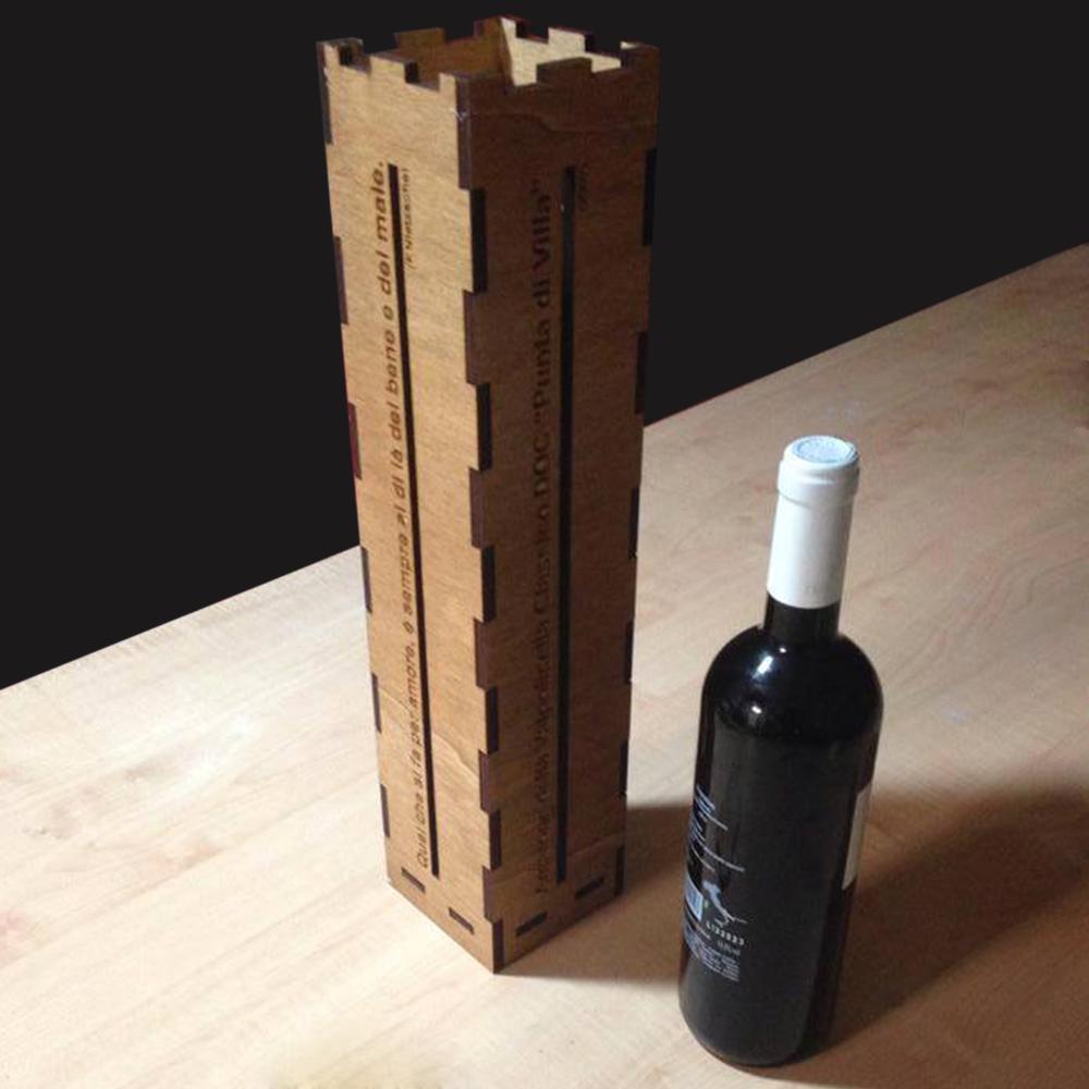 Confezione in legno