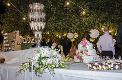 Display Catering Matrimonio