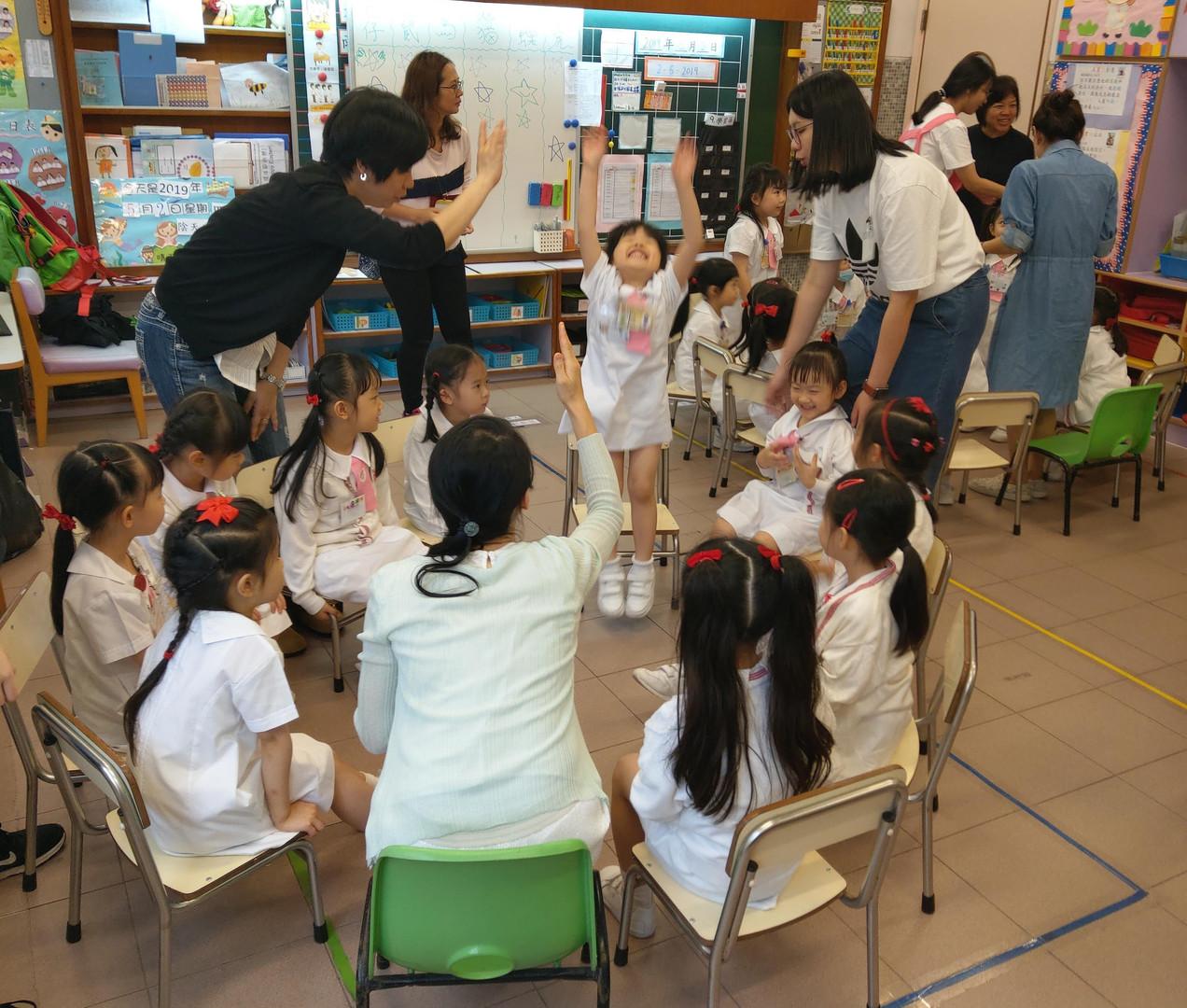 校內實習_十號風球