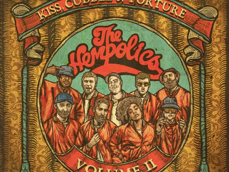 No 2nd Album Syndrome for The Hempolics