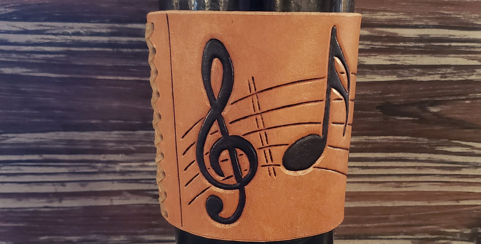 Music Note Yeti Wrap