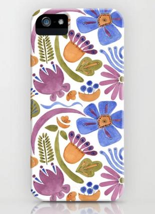 Beach Blanket pattern - iPhone case on Society6.com