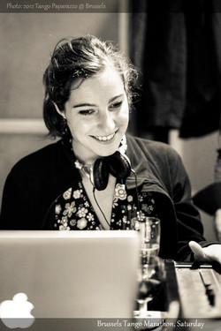 DJ Claire tango Rufenacht