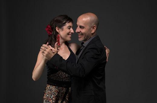 Cours de tango argentin à Genève avec Claire Rufenach et Pedro Ratto