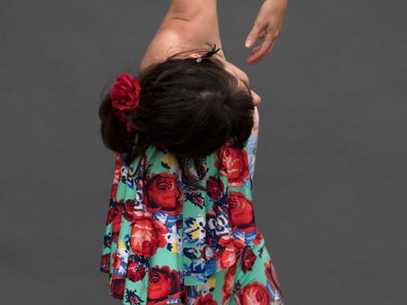 Danse douce et expressive