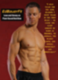 Vegan Bodybuilder Ed Bauer