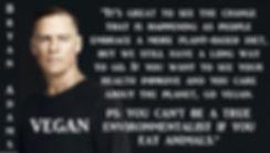 Bryan Adams Vegan Environmentalist
