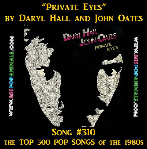 Private Eyes Hall Oates