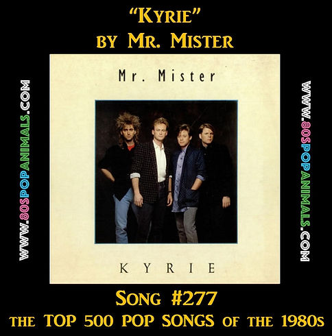 Kyrie Mr. Mister