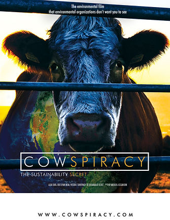 Cowspiracy Vegan Documentary