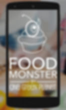 Food Monster vegan app