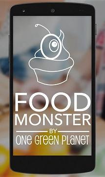 Food Monster vegan app