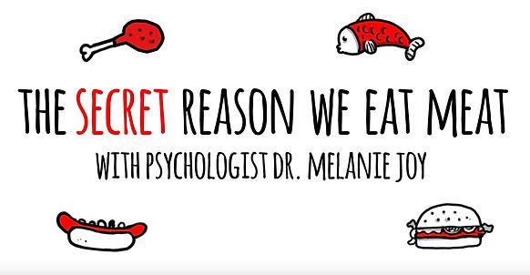 Carnism - The Secret Reason We Eat Meat