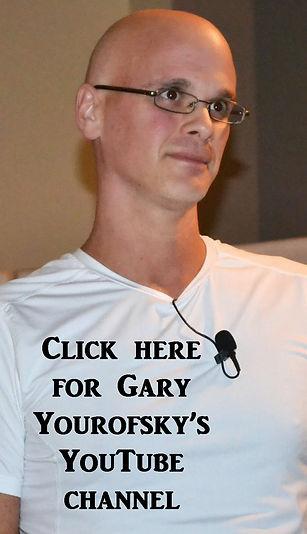 Vegan activist Gary Yourofsky