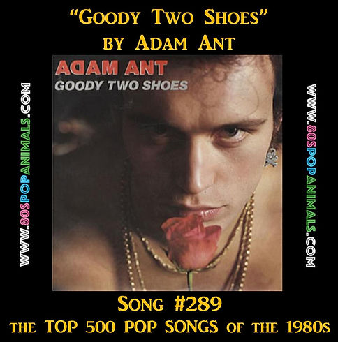 Goody Two Shoes Adam Ant