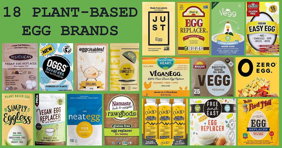Vegan Egg Alternatives