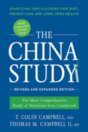 The China Study T. Colin Campbell