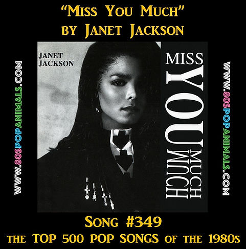 Miss You Much Janet Jackson