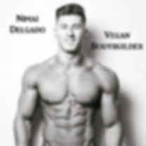 Vegan Bodybuilder Nimai Delgado