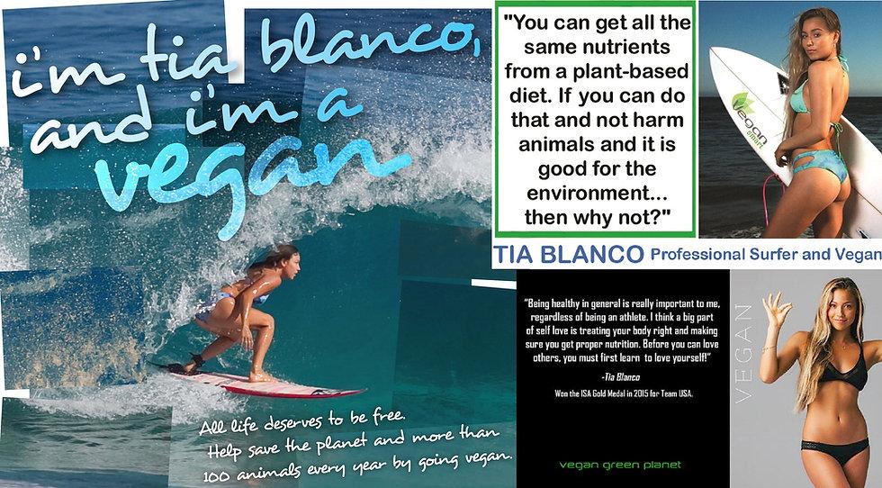 Tia Blanco Vegan