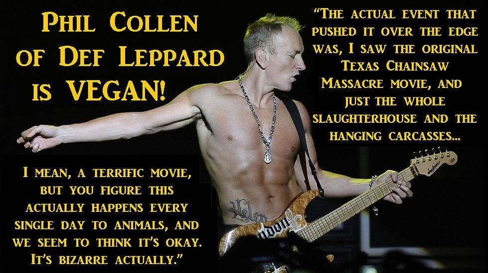 Vegan Def Leppard