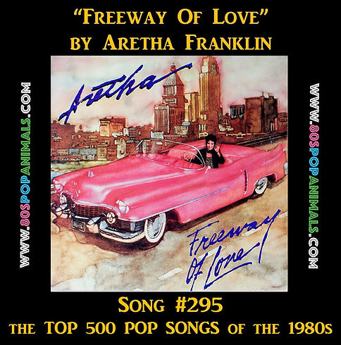 Freeway Of Love Aretha Franklin