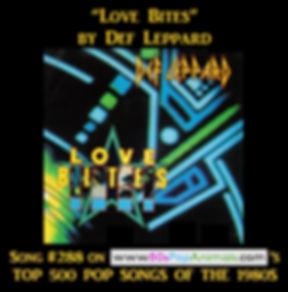 Love Bites Def Leppard