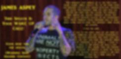 James Aspey vegan speech
