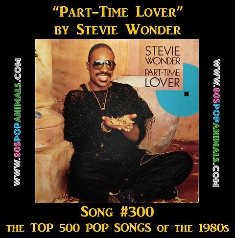 Part-Time Lover Stevie Wonder