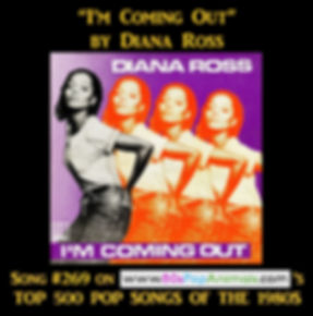 I'm Coming Out Diana Ross