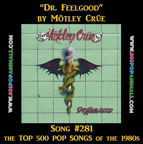 Dr. Feelgood Mötley Crüe