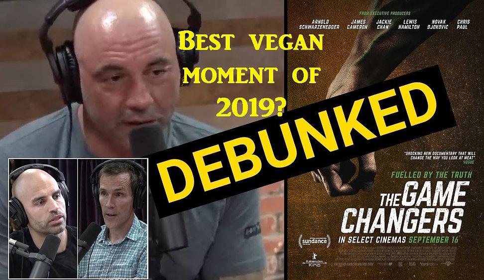 Game Changers Vegan Documentary