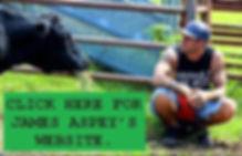 Vegan activist James Aspey