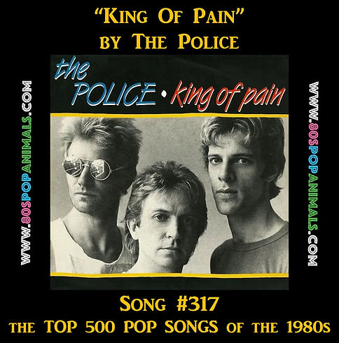 King Of Pain Police